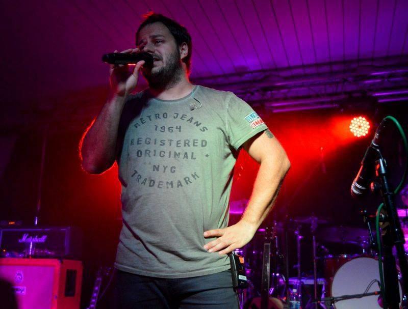 LIVE: Voxel, UDG a Xindl X srší na Společném turné energií i humorem