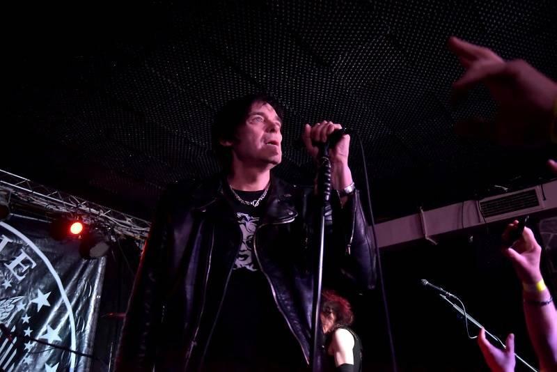 LIVE: Richie Ramone v Praze: důstojná vzpomínka na Ramones i vlastní songy