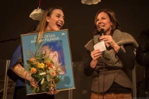 LIVE: Barbora Poláková pokřtila desku s pokorou a osobitě