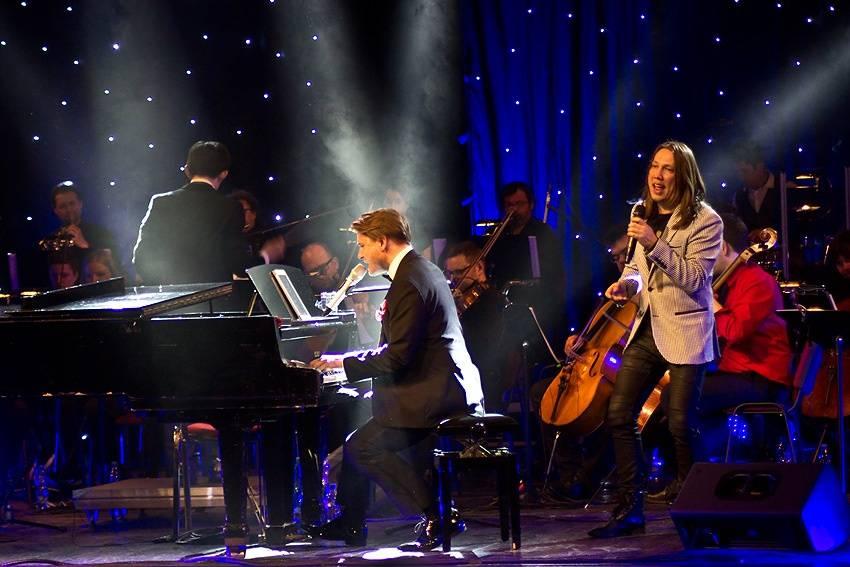 LIVE: Ondřej Brzobohatý roztáčí kolotoč Symphonicum Tour