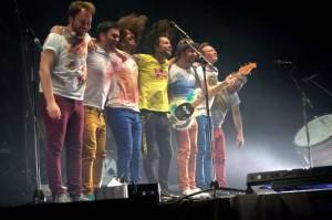 LIVE: Klubový koncert? Kryštof hráli ve Frýdku-Místku pro pět tisíc lidí