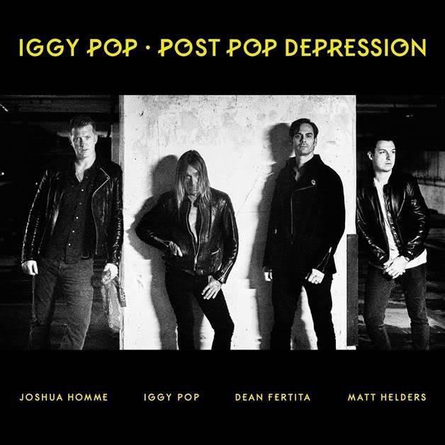 RECENZE: Album Iggyho Popa je syrové a temné jako sám autor