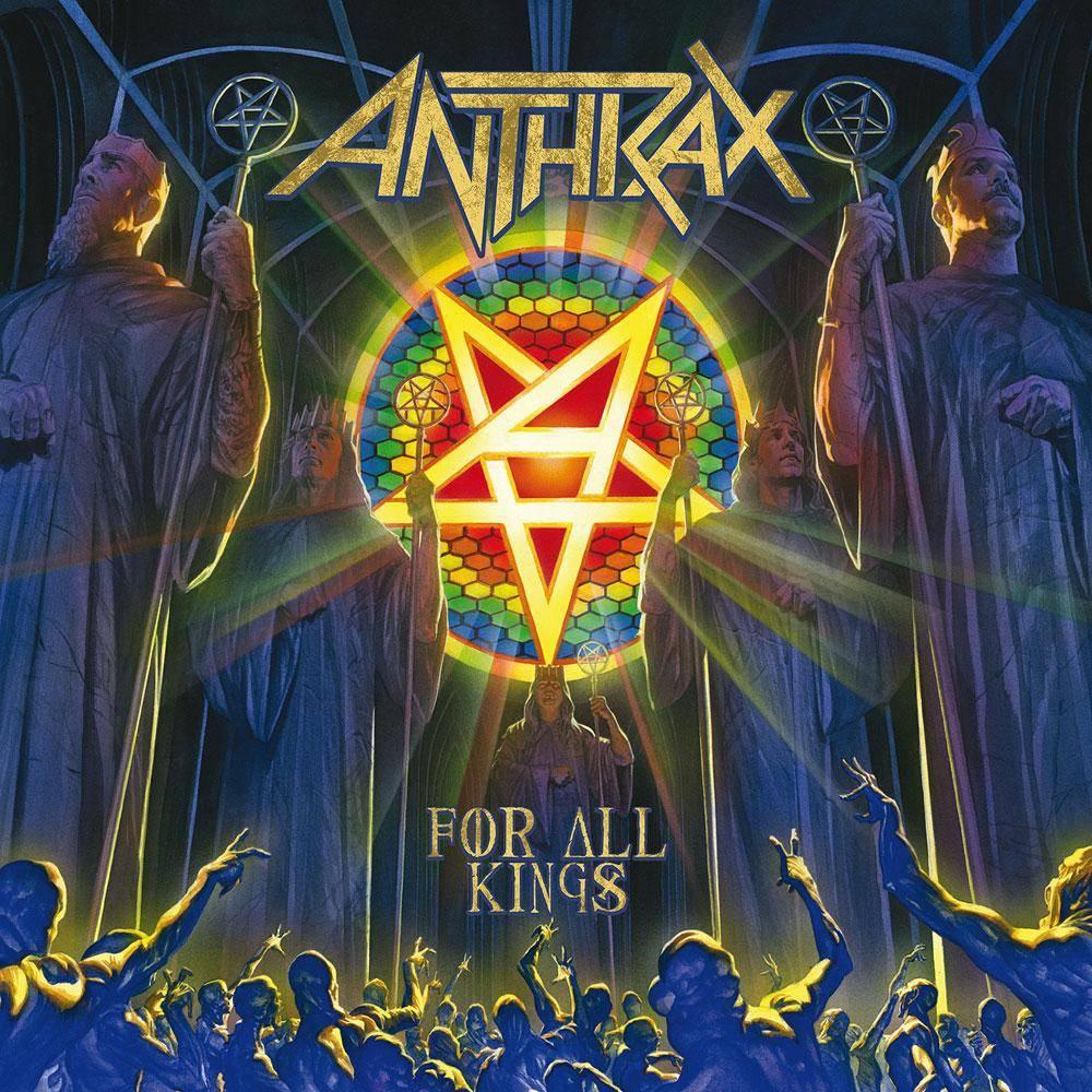 RECENZE: Anthrax ohýbají žánr, ale ne hřbet