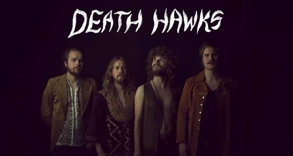 LIVE: Death Hawks a Madhouse Express: Kus umění na strahovské Sedmičce