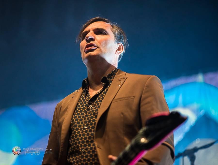 LIVE: Mig 21 s Jirkou Macháčkem vyprodali tři večery po sobě Lucerna Music Bar