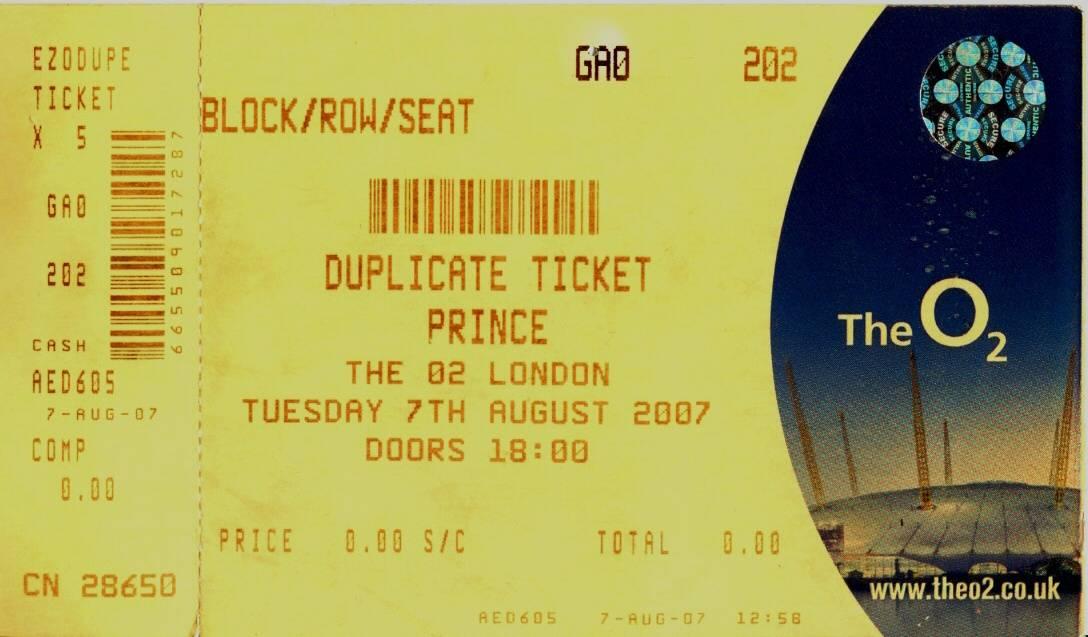 RETRO: 21 nocí Prince v Londýně: nezapomenutelný zážitek s nadpřirozeným Jehovistou