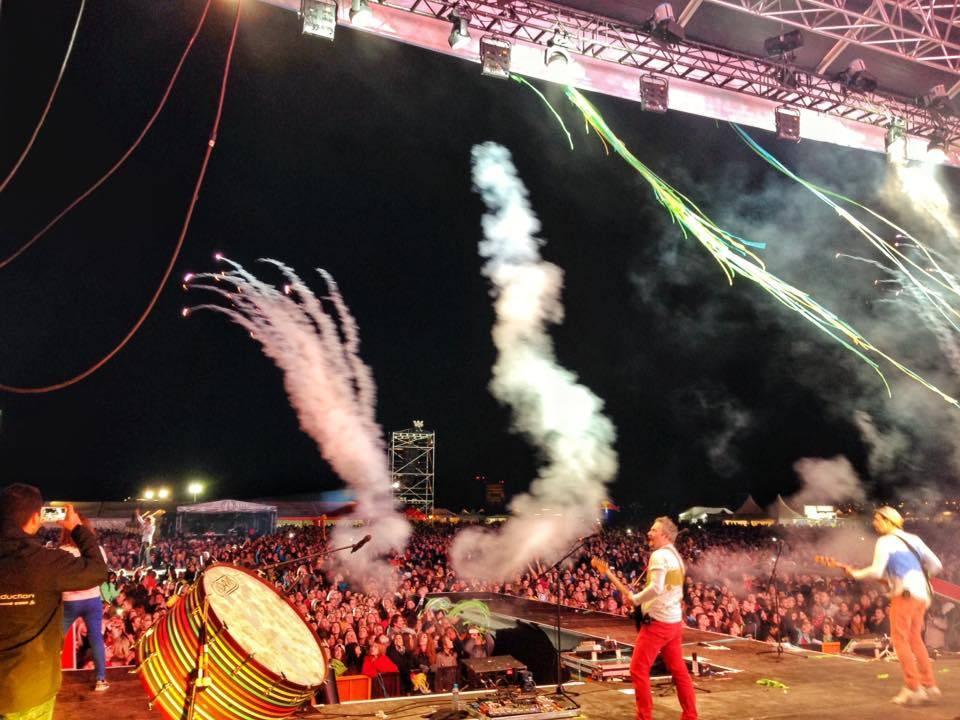 LIVE: Kryštof zakončili Pražský Majáles velkolepou show a ohňostrojem