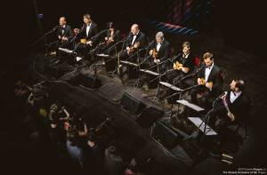 LIVE: Suchý britský humor The Ukulele Orchestra Of Great Britain