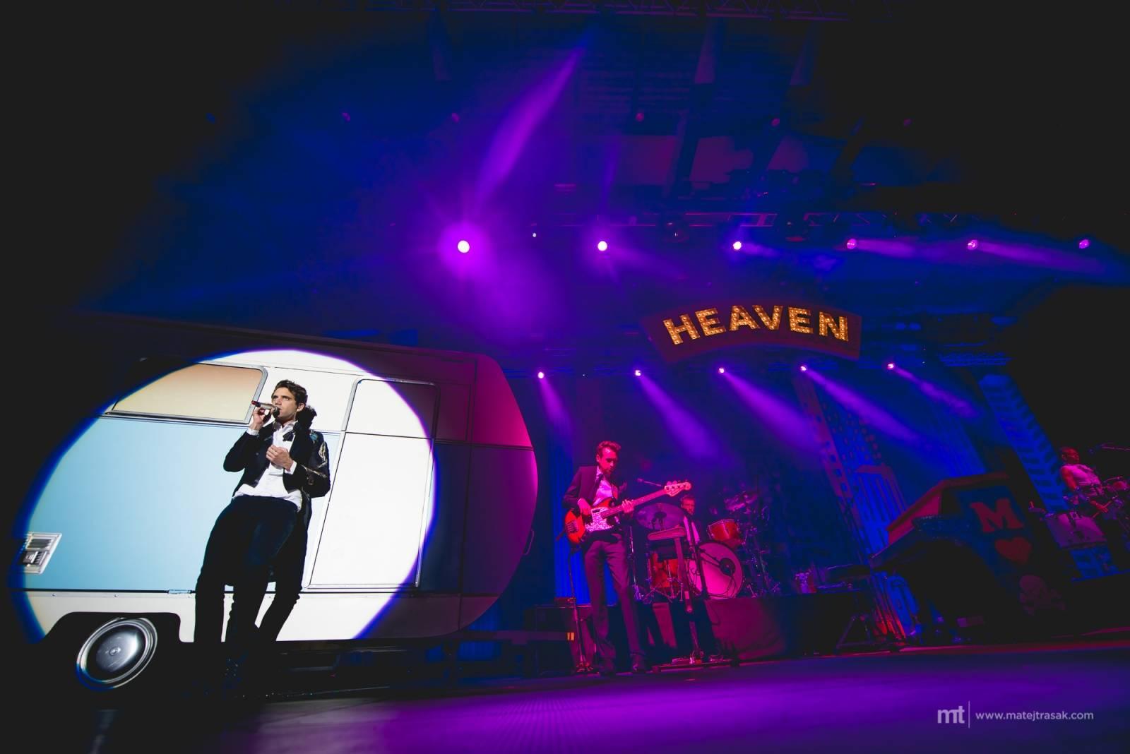 LIVE: Recept na trvalé zdraví? Každý večer koncert Miky!