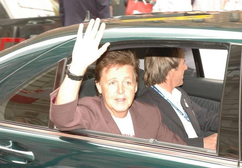 RETRO: Paul McCartney v Praze v roce 2004 vzpomínal na Beatles ve velkém stylu