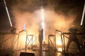 LIVE: Moderat ve vyprodané Lucerně: Takhle bude vypadat pop v roce 2026
