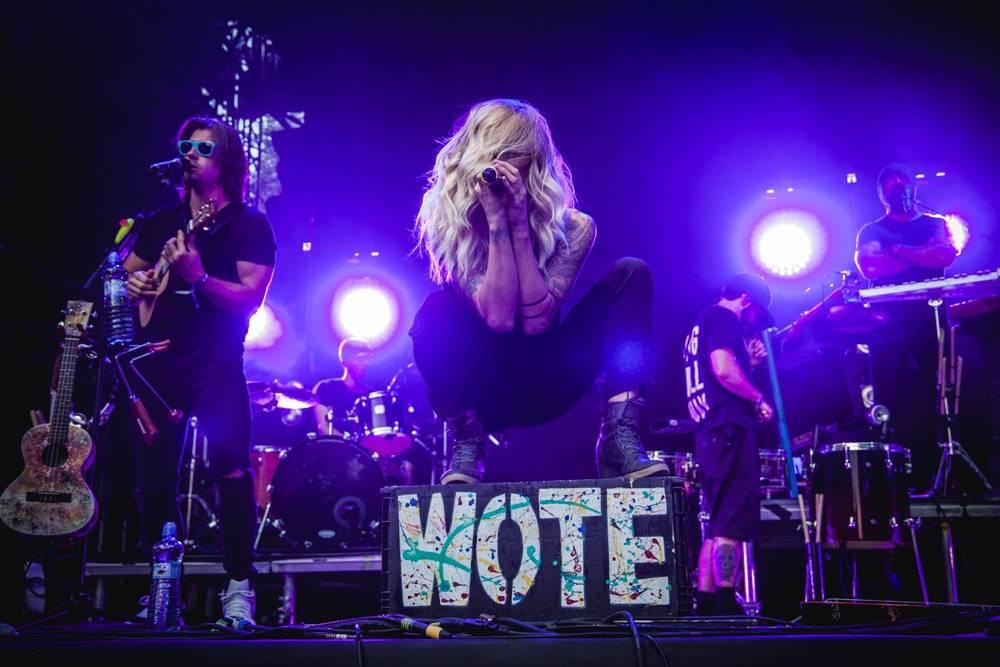 LIVE: Závěrem Metronome festivalu se šířila pozitivní poselství od Crystal Fighters i Walk Off The Earth