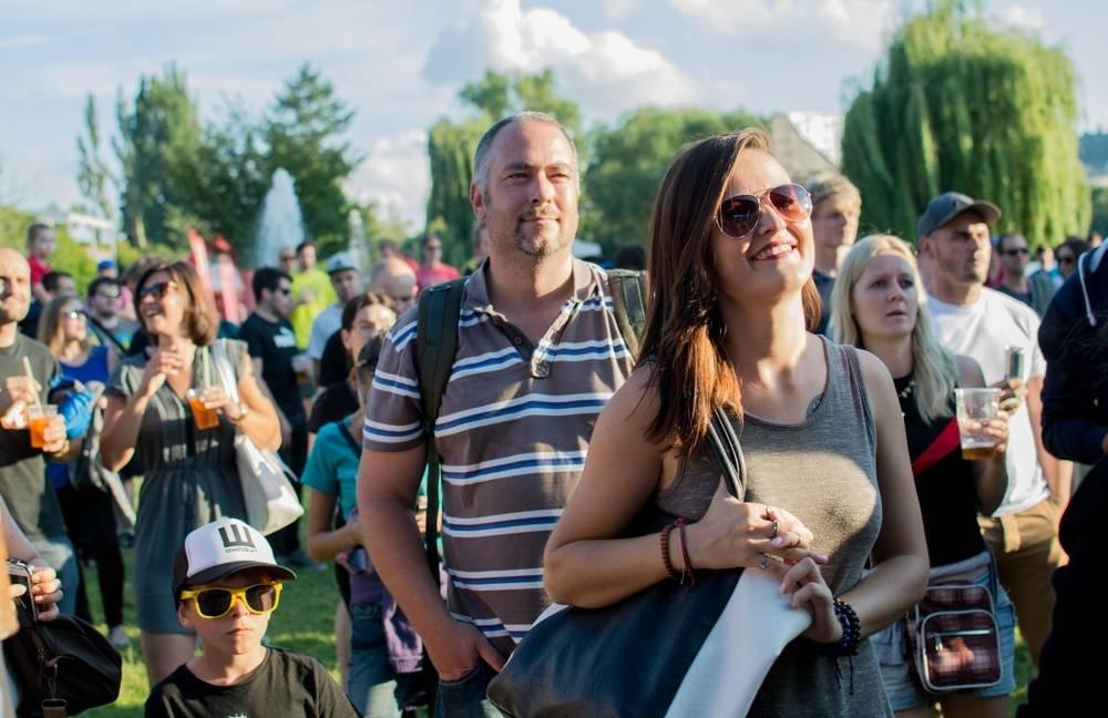 LIVE: Wohnout přinesl koncertem fotbalové štěstí Portugalsku