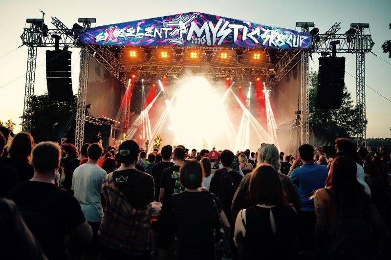 LIVE: Mystic Sk8 Cup nabídl parádní závody, skvělé The Subways, energické Dirty Blondes i hiphopovou elitu