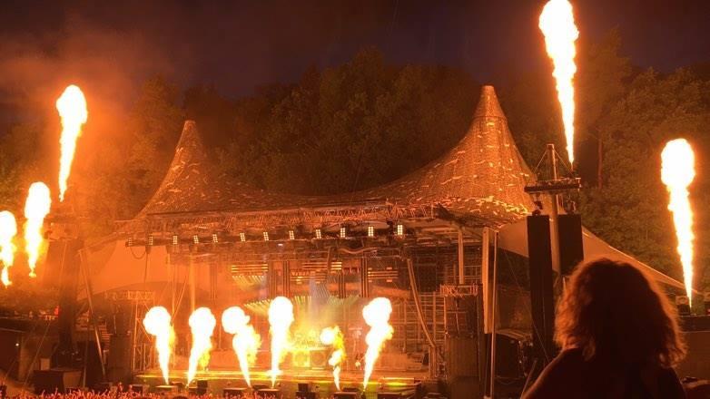 LIVE: Berlín opět v plamenech! Rammstein se vrátili po třech letech