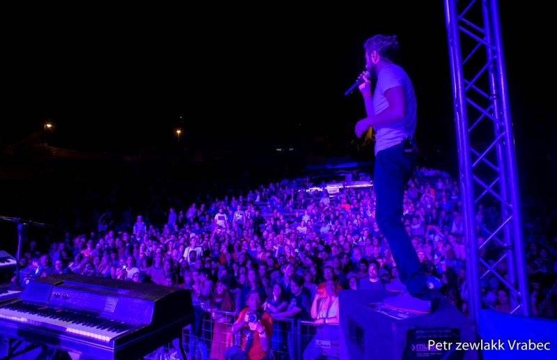 LIVE: Boskovice - tak trochu jiný festival. Letos potěšili Tata Bojs, Lenka Dusilová i Please The Trees