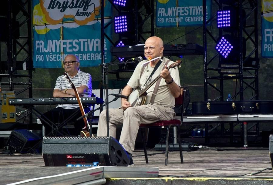 LIVE: Pěkný Kryštof Kemp na Konopišti ještě všechny masařky nevychytal