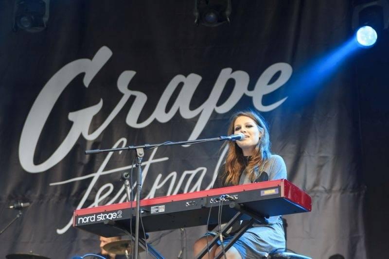 LIVE: Grape festival - hlavně se stylem!