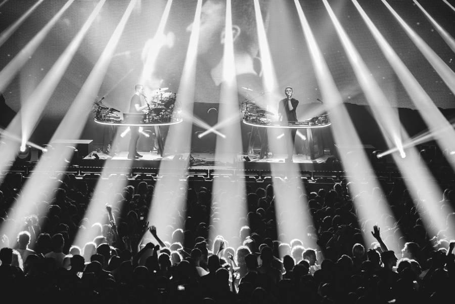 LIVE: Disclosure vytvořili v Praze diskotéku, která tu chybí