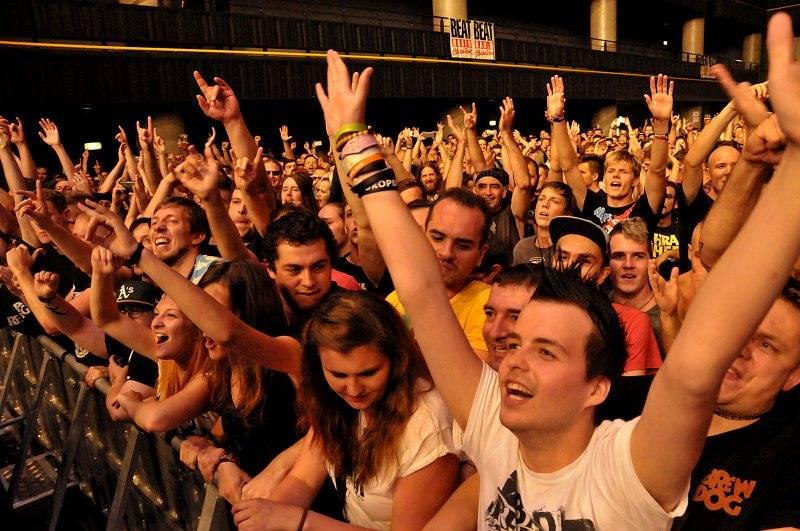 LIVE: Prague Sounds Good nepokazil ani zvuk. Sum 41 excelovali, Pennywise kritizovali Trumpa