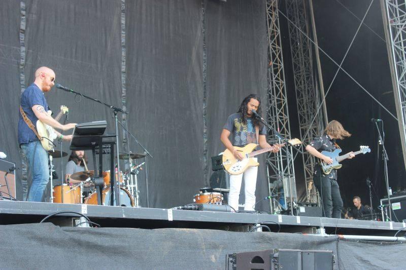 LIVE: Druhý den rakouského Frequency patřil Wolfmother, Foals, Rudimental i The Last Shadow Puppets