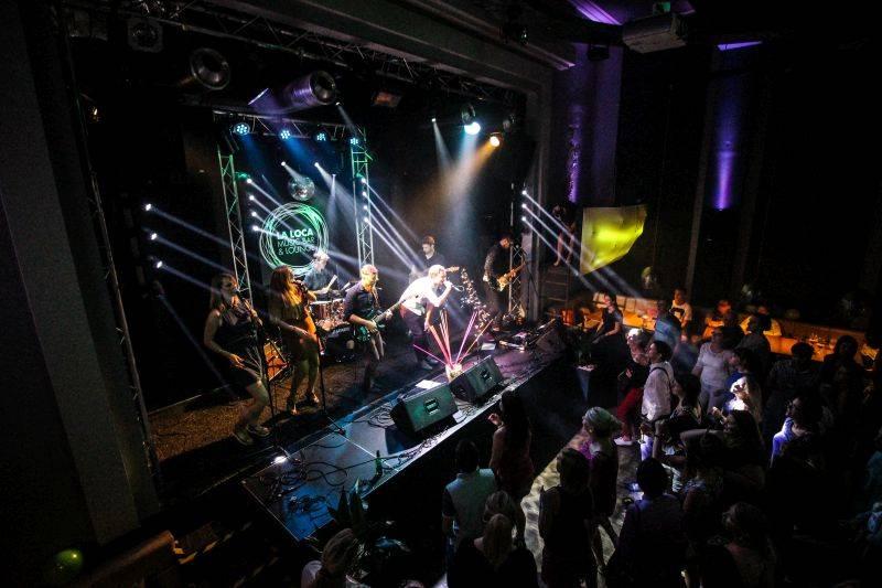LIVE: Megaphone pokřtili v La Loce