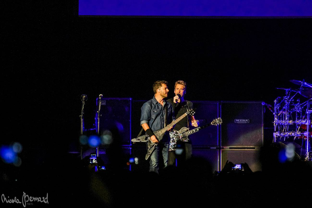 LIVE: Nickelback se v Praze dotkli rockového nebe