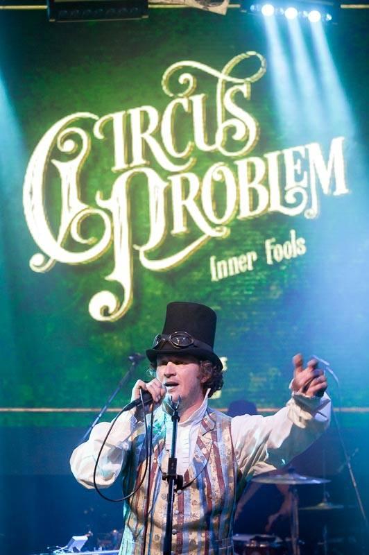 LIVE: Circus Problem slavili Den duševního zdraví novou deskou. Bylo narváno!