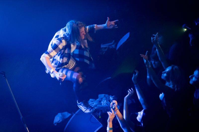 LIVE: Koncertní comeback roku: Gaia Mesiah s Markou Rybin vstala z popela a je zpět v nejlepší formě