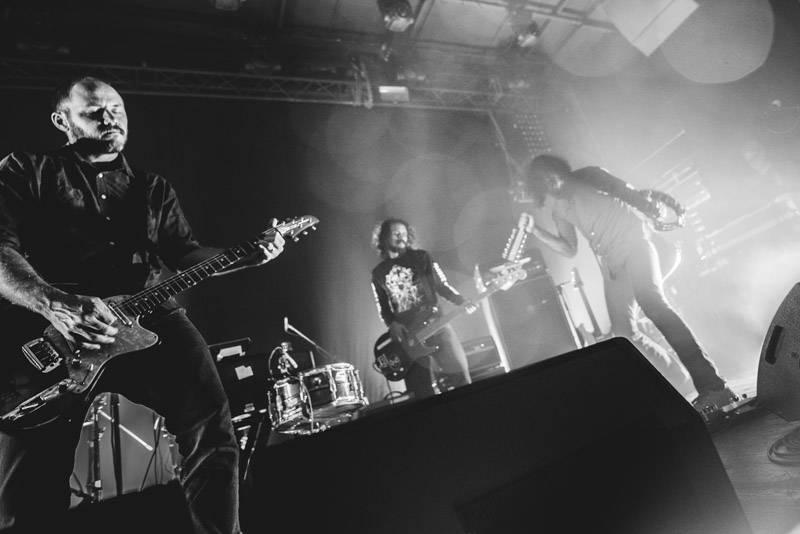 LIVE: Explosions In The Sky - sofistikované kytarové orgie