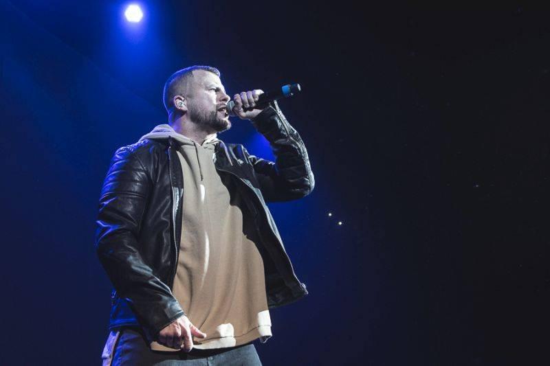 LIVE: Marpo ve Foru Karlín opět vytřel rapové smetánce zrak. Jeho další metou je O2 arena