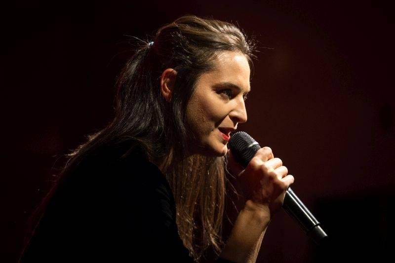 LIVE: Jana Kirschner dosáhla Takmer sólo na vrchol intimity i dynamiky
