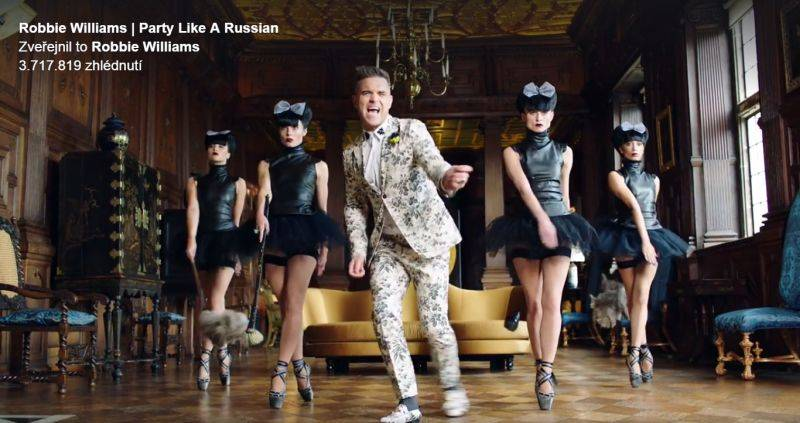 RECENZE: Chameleon Robbie Williams dává vybrat ze švédského stolu emocí