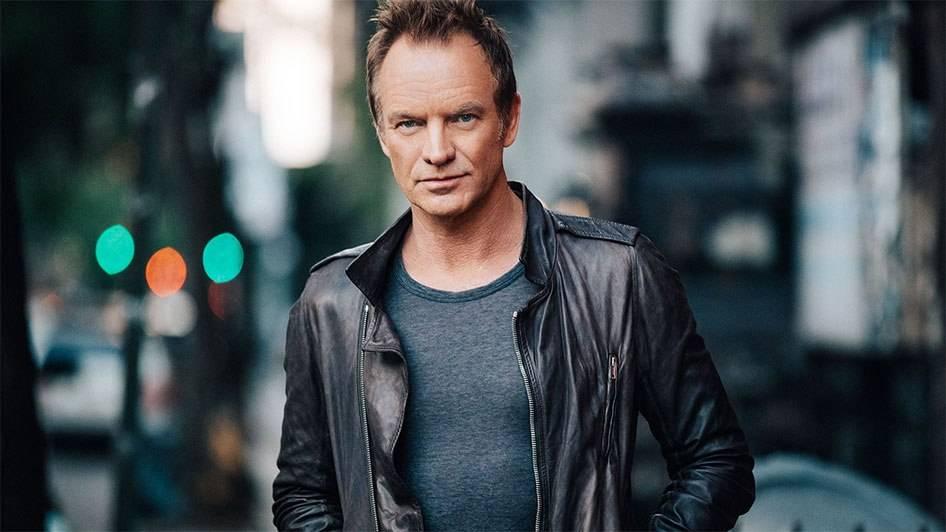 RECENZE: Sting natočil rockový soundtrack životních příběhů