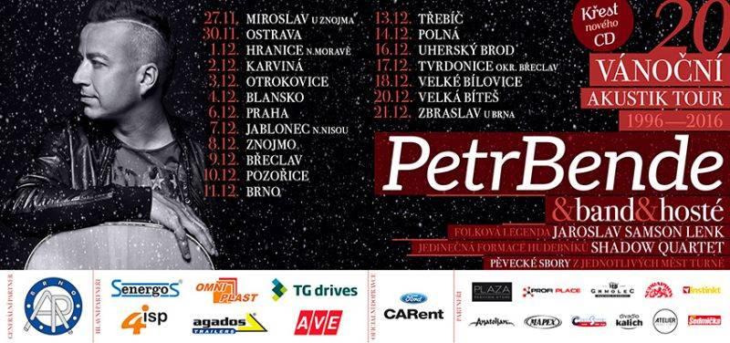 RECENZE: S Petrem Bendem se na albu reSTART budete cítit jako v domácím kině