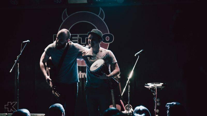 LIVE: Voxel s Pokáčem v Olomouci postavili sedící publikum na nohy