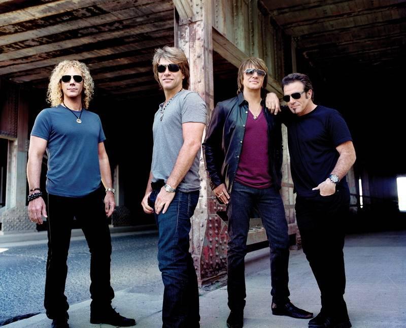 RECENZE: Bon Jovi vsadili na jistotu bez překvapení, Sambora jim chybí
