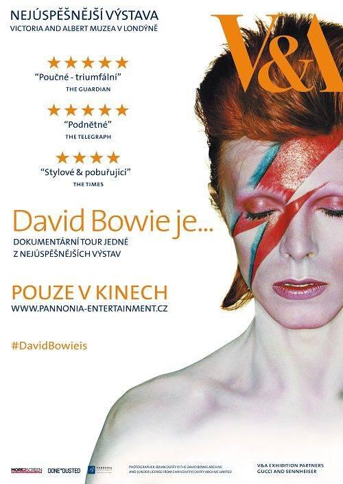 RECENZE: Kdo a co je David Bowie? Dokument na to neodpoví, zapojte svou představivost