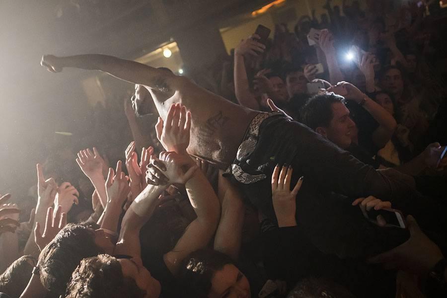 LIVE: Black Beatles byli ve městě. Rae Sremmurd vyprodali Lucernu