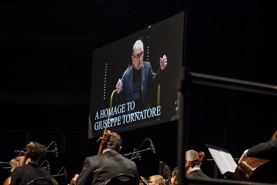 LIVE: Ennio Morricone si v Praze i napočtvrté vysloužil aplaus vestoje