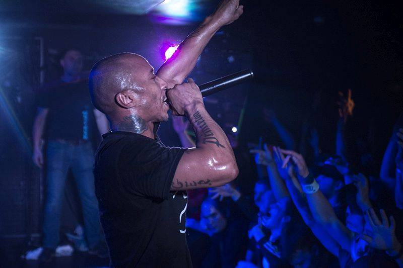 LIVE: Onyx v Rock Café řádili pekelně, ale krátce