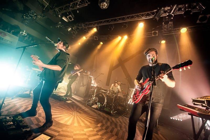 LIVE: Kensington jsou na cestě mezi opravdu velké kapely