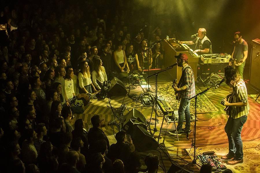 LIVE: S Band Of Horses až na americký severozápad