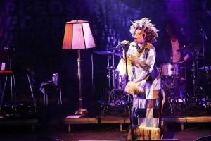 LIVE: Jazz a Brno Macy Gray sluší, i když její hlas už není co býval