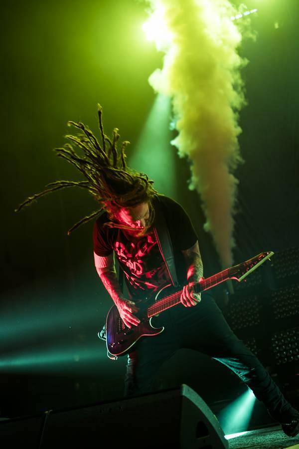 LIVE: Korn v Praze: Legendy, které stále srší energií