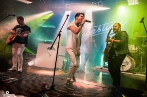 LIVE: Sebastian se v Olomouci vyhříval v odlesku Hvězd