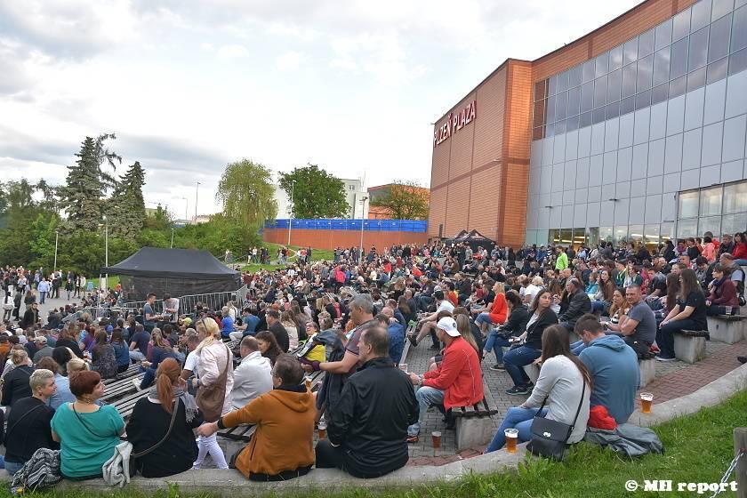 LIVE: Divokej Bill smetl Plzeň jako vlna Tsunami