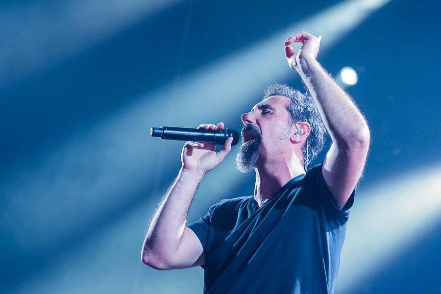 LIVE: System Of A Down drtili Prahu kulometnou salvou songů