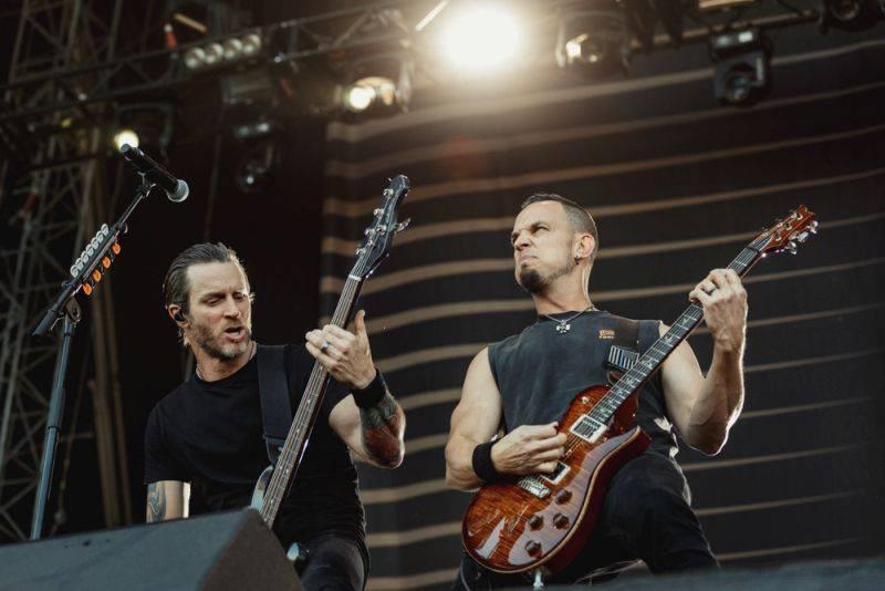 LIVE: Nova Rock - den druhý. Ohniví Blink-182, špičkoví Pendulum a jeden rozpačitě splněný sen
