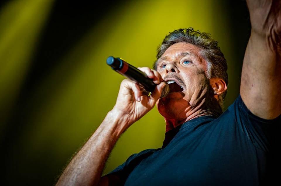 LIVE: Green Day neměli šanci, čtvrtý den Nova Rocku si pro sebe ukradl David Hasselhoff